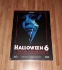 Halloween 6 - Der Fluch des Michael Myers - Mediabook