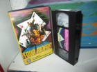 VHS - Four Riders - David Chiang - VPS Gelbe Serie