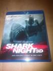 Shark Night 3D / Uncut Blu-Ray  3D und 2D Version