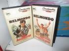 VHS - Die Glorreichen + Der Aussenseiter - Belmondo