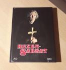 HEXENSABBAT - The Sentinel - NSM MEDIABOOK COVER B - OVP