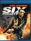 SIX BULLETS Blu-ray - Jean-Claude Van Damme Action Thriller