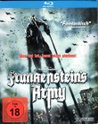 FRANKENSTEIN´S ARMY Blu-ray - Nazis Monster Horror