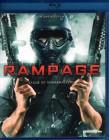 RAMPAGE Rache ist unbarmherzig - Blu-ray Action Thriller
