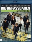 DIE UNFASSBAREN Now you see me - Blu-ray Jesse Eisenberg