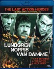 DEFENDER + CUTTER + UNTIL DEATH BD Lundgren Norris Van Damme