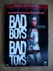 Bad Boys Bad Toys Red Edition kleine Hartbox