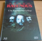 Ravenous Friss oder Stirb Bluray Mediabook Cover B