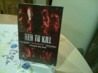 Red to Kill Hartbox Ovp.