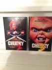 Chucky 2&3 Hartboxen CIC Retro!! Leerboxen Ohne Disc! TOP!!