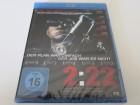2:22 mit Val Kilmer & Robert Miano Blu-Ray NEU & OVP
