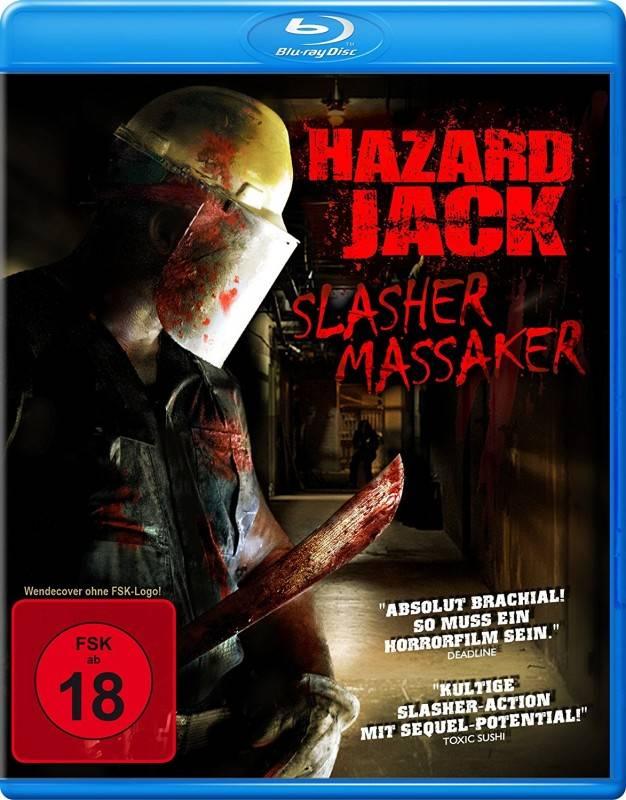 Hazard Jack - Slasher Massaker (Blu-ray) OVP