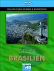 Discovery HD Atlas: Brasilien [Blu-ray] OVP