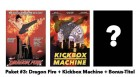 WMM Sommerpaket: Dragonfire+Kickbox Machine+Bonus NEU ab 1€