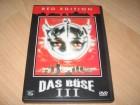 DVD * Das Böse 3 * Laser Paradise -Red Edition * Erstauflage