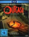OUTCAST Season 1 - 3x Blu-ray Top Horror Serie Walking Dead