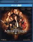 DIE DREI MUSKETIERE Blu-ray 3D 2011 Orlando Bloom M.Jovovich