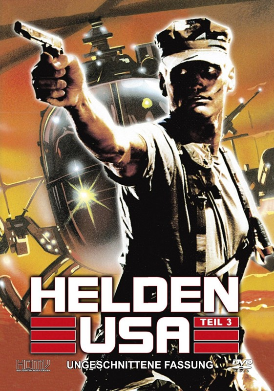 Helden USA 3 - Operation Paratrooper (Amaray)