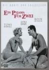"""""""Ein Pyjama für Zwei"""" DVD mit Doris Day +Hudson"""