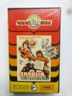 Shaolin - Eine Faust die tötet, TAI 1977, VHS VTD Dressler