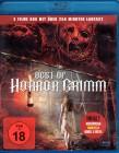 BEST OF HORROR GRIMM Blu-ray Rotkäppchen Cinderella Hänsel
