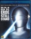 DER TAG, AN DEM DIE ERDE STILL STAND Blu-ray Klassiker ENG!