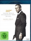 JAMES BOND 007 DANIEL CRAIG 3x Blu-ray Box ENGLISCH