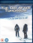 THE DAY AFTER TOMORROW - Blu-ray ENGLISCH CC