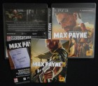 PS3 - Max Payne 3 - pegi UNCUT Playstation 3