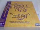Prince and the NPG Gett Off (Laser disc)