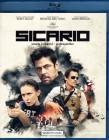 SICARIO Blu-ray - Emily Blunt Benicio Del Toro Top Thriller