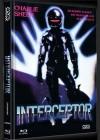 INTERCEPTOR (Blu-Ray+DVD) Mediabook Cover A