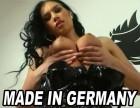 Echtes Stöhnen eines deutschen Mädchens bei der Selbstbefrie
