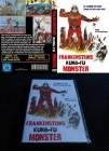 FRANKENSTEINS KUNG-FU MONSTER - Godzilla/Kaiju/RAR/DVD/OVP