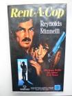Rent-A-Cop, USA 1987, Burt Reynolds VHS Vestron