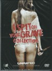 I spit on your grave unrated DVD Mediabook Neu und OVP