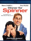 DINNER FÜR SPINNER Blu-ray - Steve Carell Paul Rudd Top Fun!
