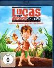 LUCAS DER AMEISENSCHRECK Blu-ray - toller Animation Film!