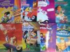 8er Set Disney Filme (Laser disc)