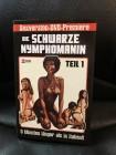 Die schwarze nymphomanin - Dvd - Hartbox *wie neu*