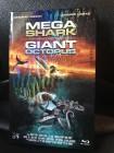 Mega Shark versus Giant octopus - Bluray - Hartbox *wie neu*