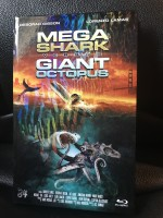 Mega Shark versus Giant octopus - Bluray - Hartbox *wie neu*