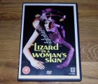 Lucio Fulci ~ A LIZARD IN A WOMAN'S SKIN ~ Giallo DVD