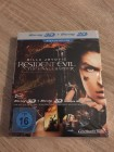 Resident Evil: The Final Chapter BluRay Premium Editon 3D+2D