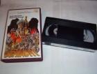 Die Schlacht  Teil 2 Die Belagerung -VHS- Super Video