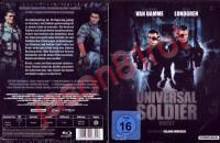 Universal Soldier - Uncut Steel Edition / Blu OVP Lundgren