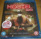 Hostel Part 3 UK Blu-ray Neu & OVP