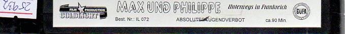 Max und Philippe unterwegs in Frankreich (25932)
