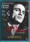 Love is the Devil DVD Tilda Swinton, Daniel Craig NEUWERTIG