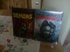 Demons 1 und 2 Mediabook Ovp.